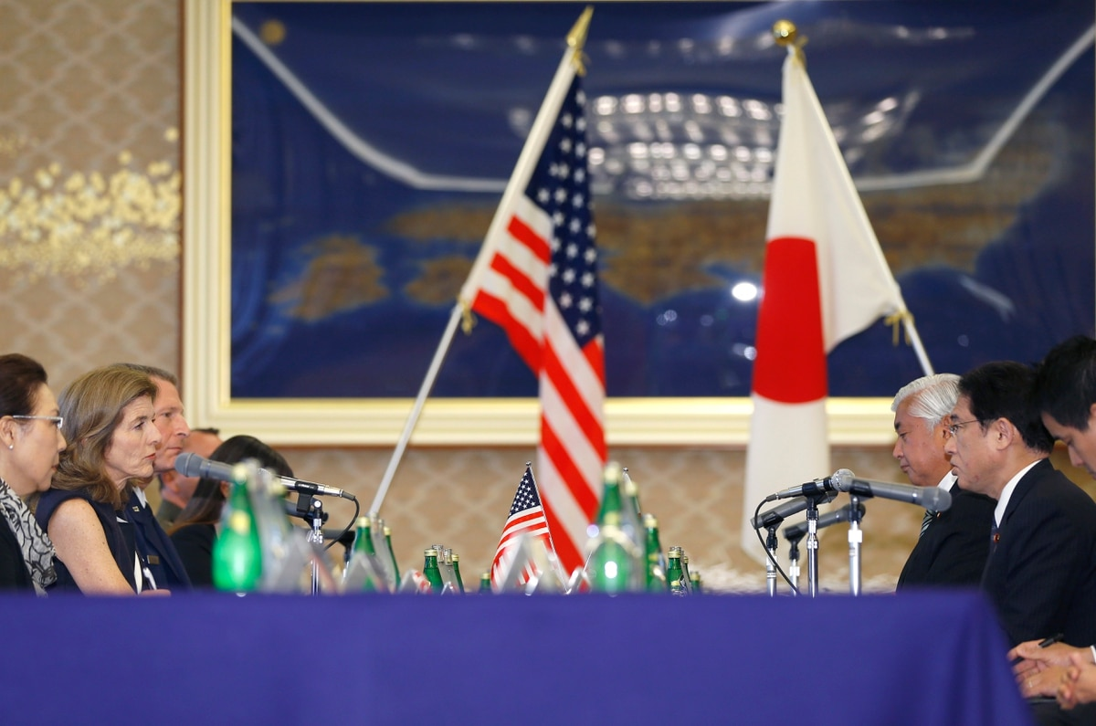 Us Japan Agreement Affects Immunity Of On Base Civilian Workers