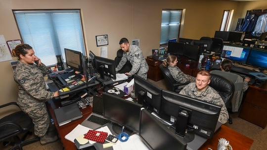 DoD is working to replace it's global intelligence repository database with a new system it is calling MARS. (Senior Airman Jonathan McElderry/Air Force)
