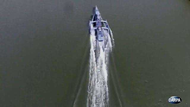 US Navy moves toward unleashing killer robot ships on the world's oceans