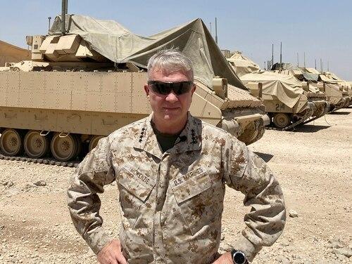 Marine Gen. Kenneth