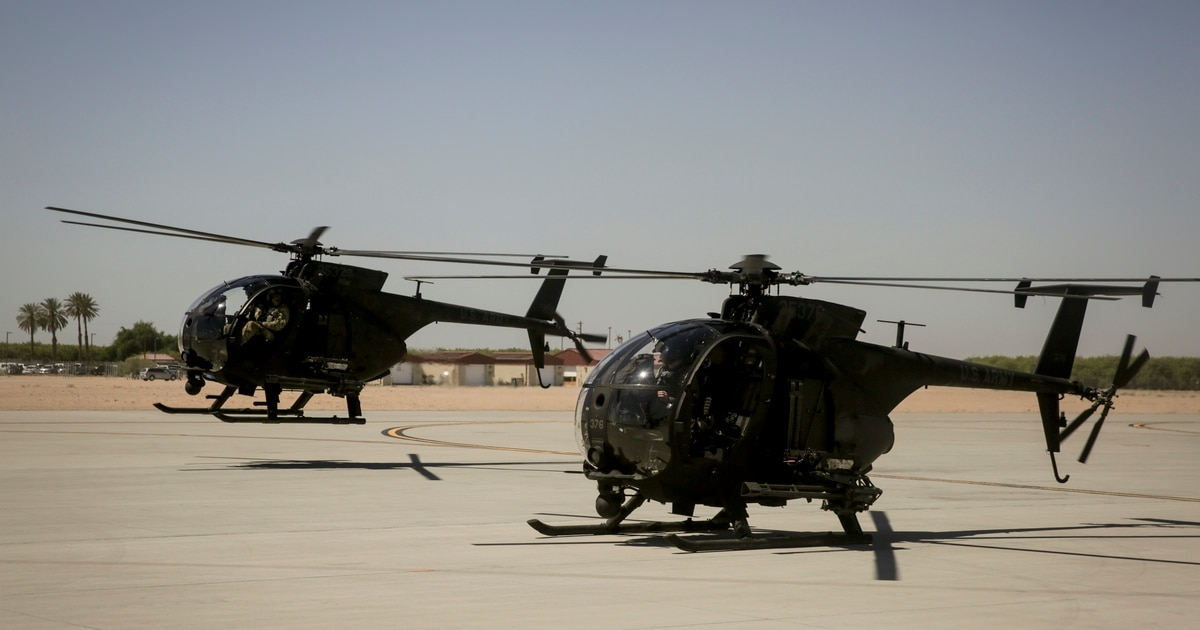 Dude, where's my Little Bird? Army closes 'stolen helicopter' investigation