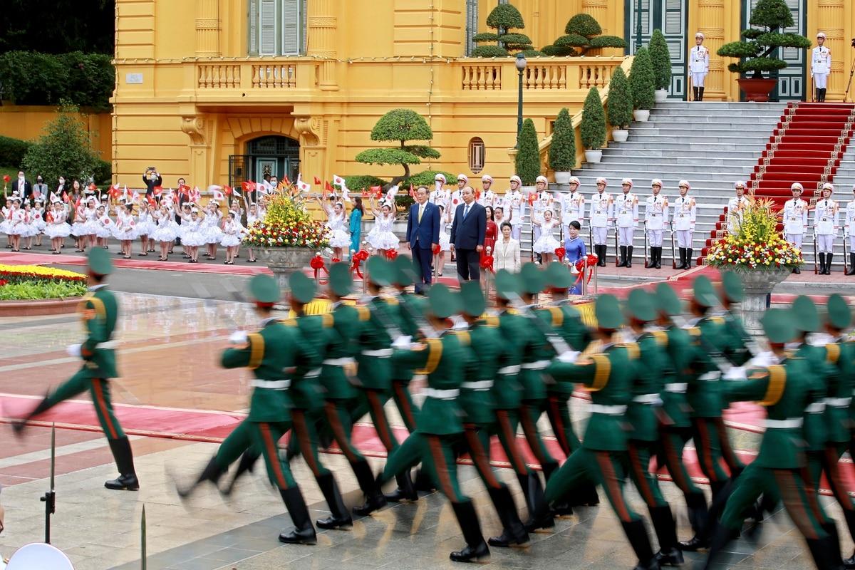 Japan to export defense tech to Vietnam under new agreement