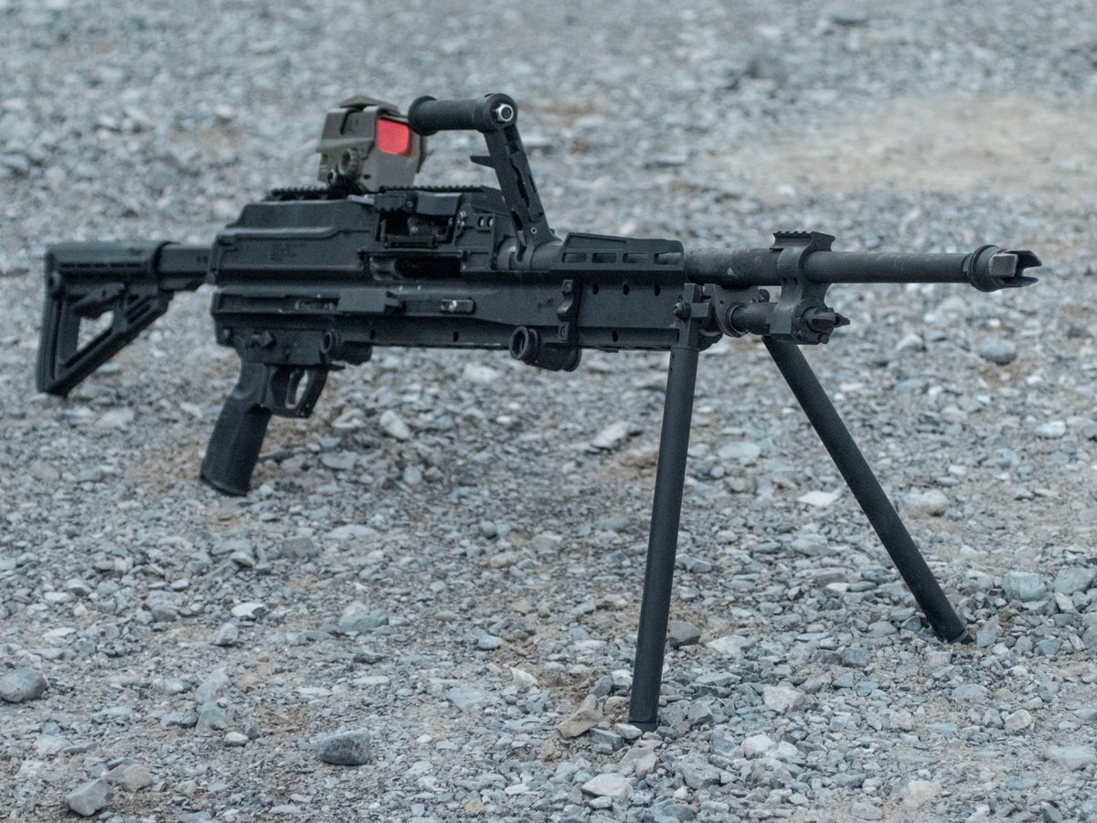 Here's one of the big guns competing to be SOCOM's next