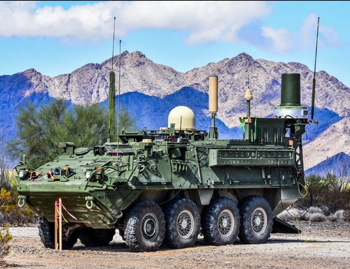 The Army's Tactical Electronic Warfare System (TEWS) (Army)