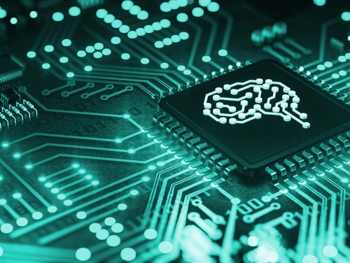 The National Security Commission on Artificial Intelligence released its final report Monday. (KENGKAT/Getty Images)