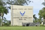 Subject in custody in possible stabbing death of airman at Andersen Air Force Base