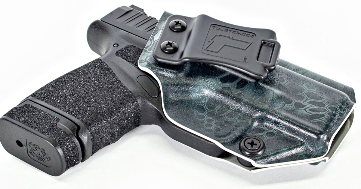 Tulster introduces Springfield Armory Hellcat Profile Holster