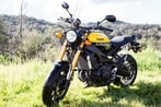 Gallery: Yamaha's XSR900 combines classic look with modern performance