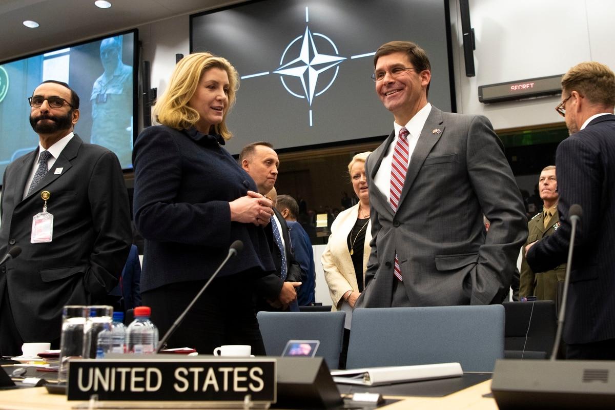 US Senate confirms army chief, Mark Esper as Secretary of Defence
