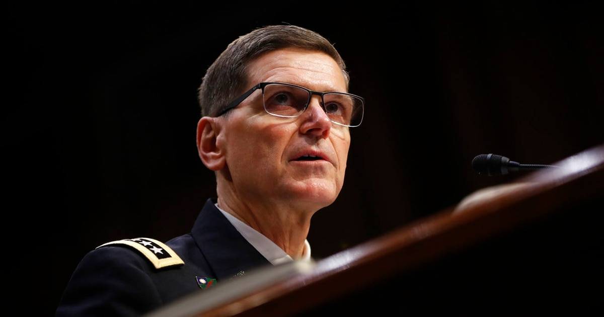 Withdrawing troops from northern Syria could 'not come at a worse time,' Votel says