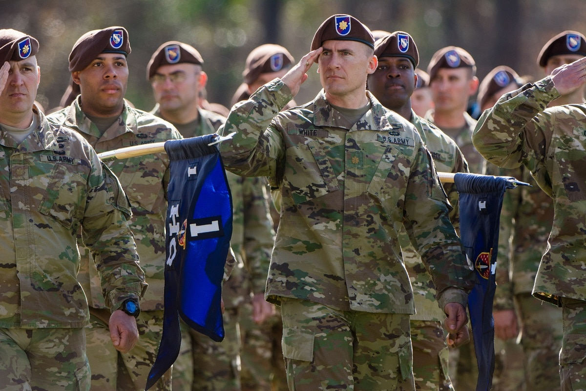 Amid beret backlash, the Army's SFAB soldiers focus on