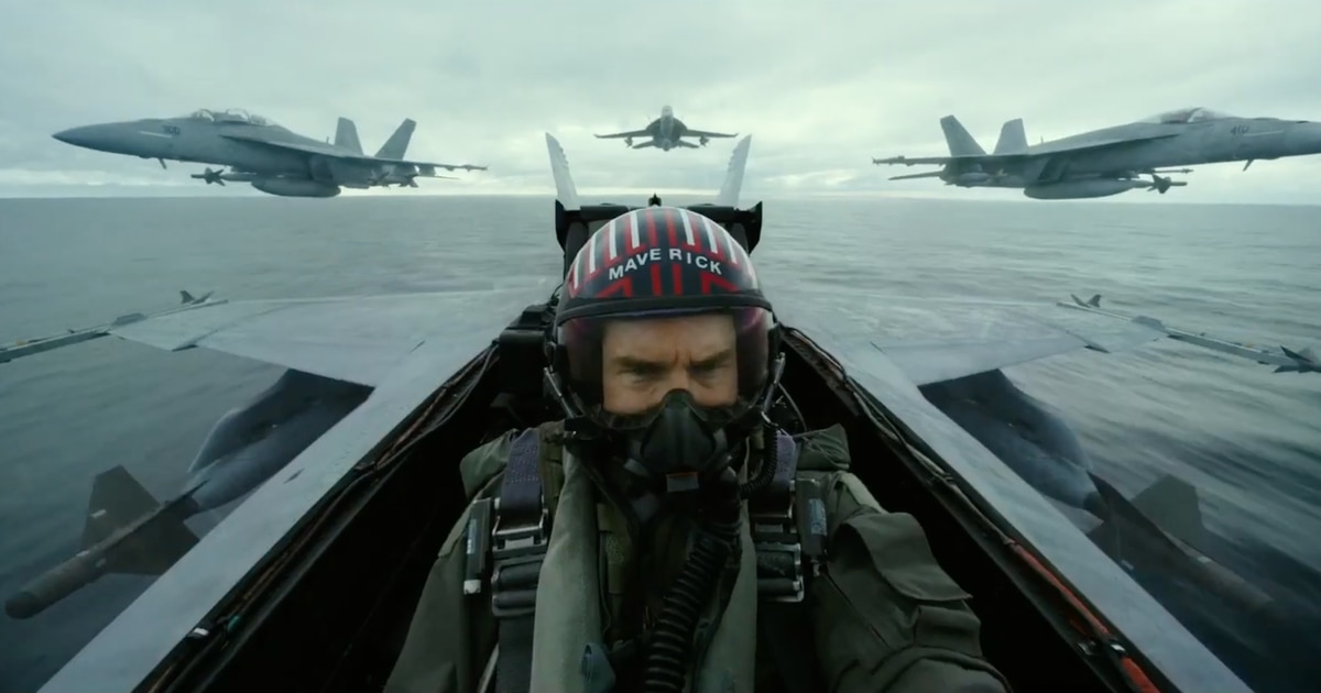 Tom Cruise asked to pilot a Super Hornet in the 'Top Gun' sequel the Navy wasn't having it