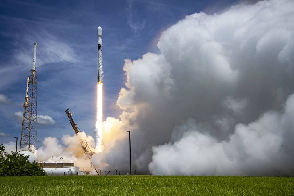 Space Force launches fifth GPS III satellite