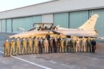 India's first batch of Rafale fighters is on its way from France