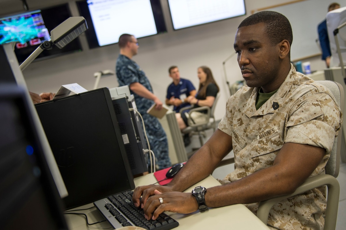 Why recruiting cyberwarriors in the military is harder than
