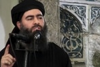 ISIS releases Baghdadi audio as the group crumbles in Iraq and Syria