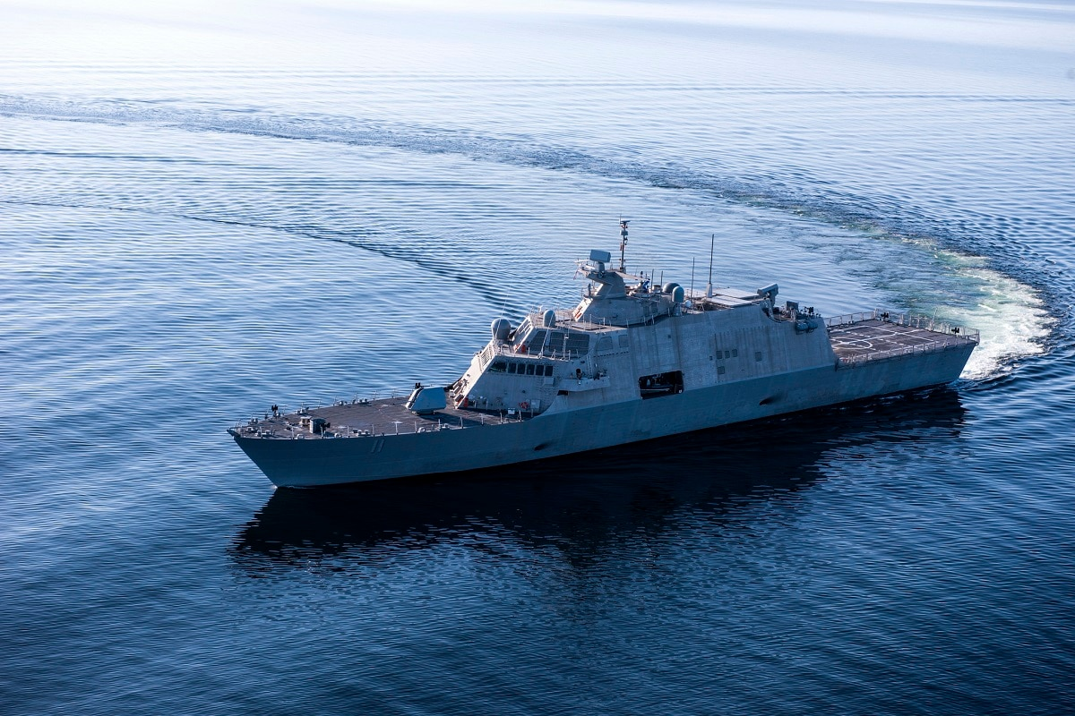 Lockheed, Austal USA serve up new batch of LCS amid frigate competition