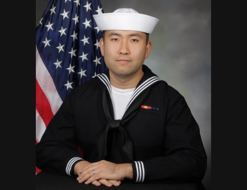 Construction Mechanic Constructionman Gen Sun, 35, died April 18 after being swept out to sea while snorkeling at a local Tinian beach. (Navy)