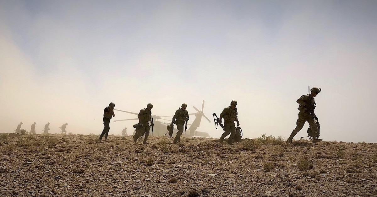 Three US troops killed, three others wounded in IED blast in