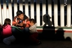 Pentagon seeks military base to house 5,000 unaccompanied children who cross US-Mexico border