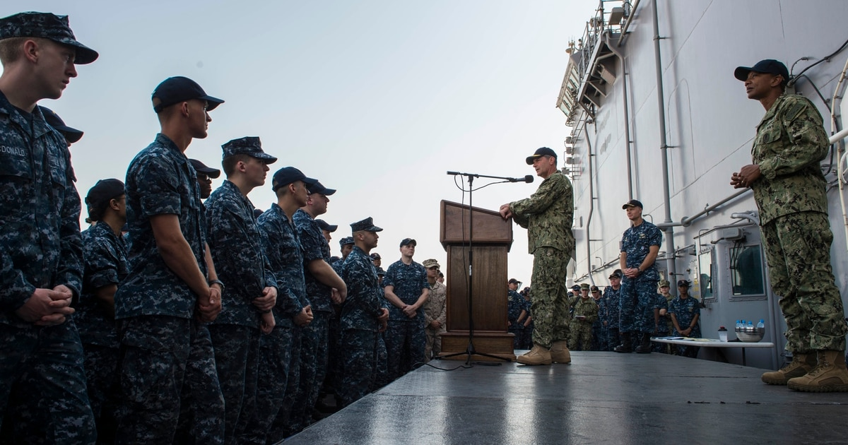 Navy Eliminates Online Gmt Mandatory Training Shakeup Puts