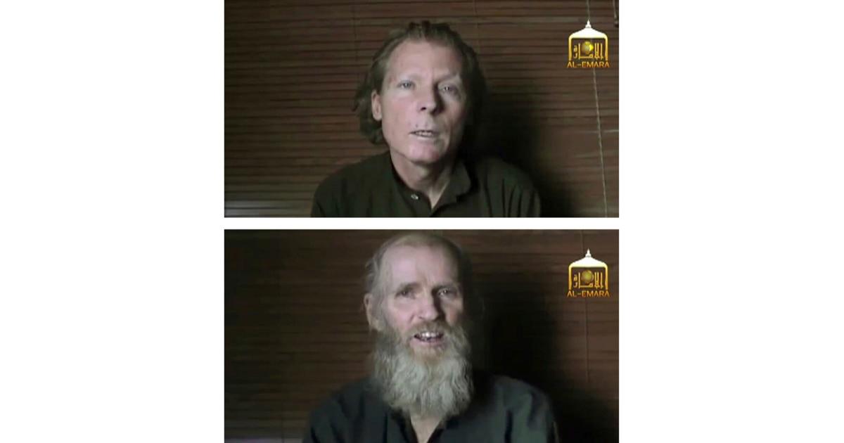 Taliban free US, Australian hostage for 3 Taliban figures