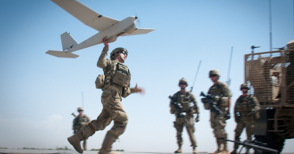 armytimes.com - Zach England - Army researchers get one step closer to in-flight shape-shifting drones