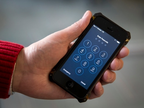 Calling Dr. iPhone. (AP Photo/Carolyn Kaster, File)