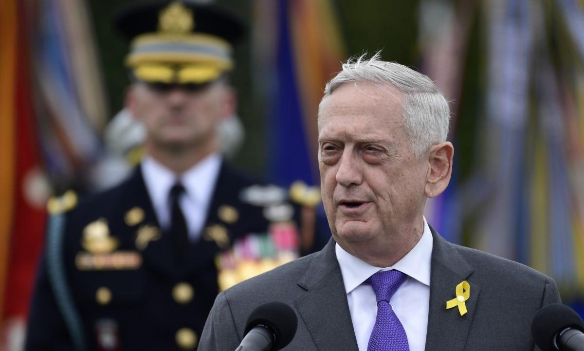 Read Defense Secretary Mattis Resignation Letter