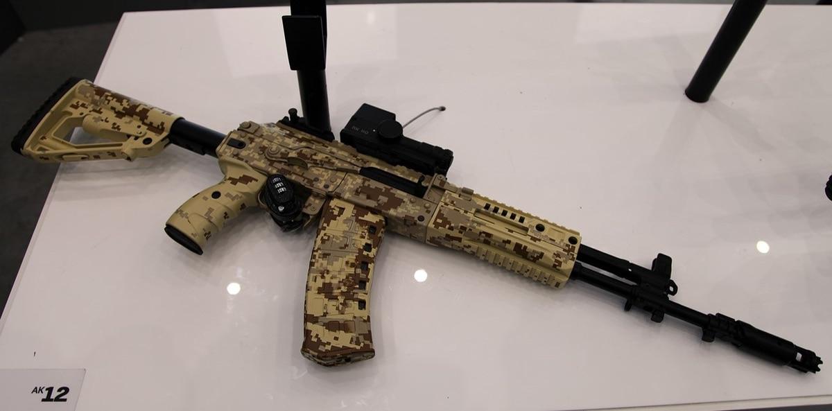 Hey, Marines  Russian grunts get new assault rifles, too