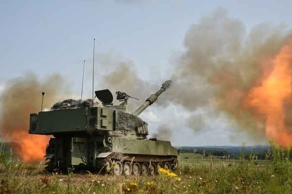 M109A7 howitzers are to replace the M109A6 variant. (Gertrud Zach/U.S. Army)