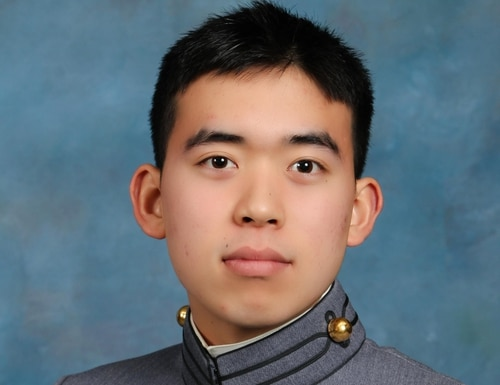Cadet Kade Kurita, 20, from Gardena, Calif., was found dead Tuesday at West Point after he went missing on Friday. (U.S. Military Academy at West Point)