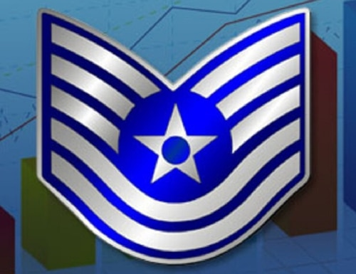 Air Force officials have selected 8,246 staff sergeants for promotion to technical sergeant in the 20E6 promotion cycle. Some 28,358 staff sergeants were eligible to move up, for a selection rate of 29.08 percent. (Air Force illustration)