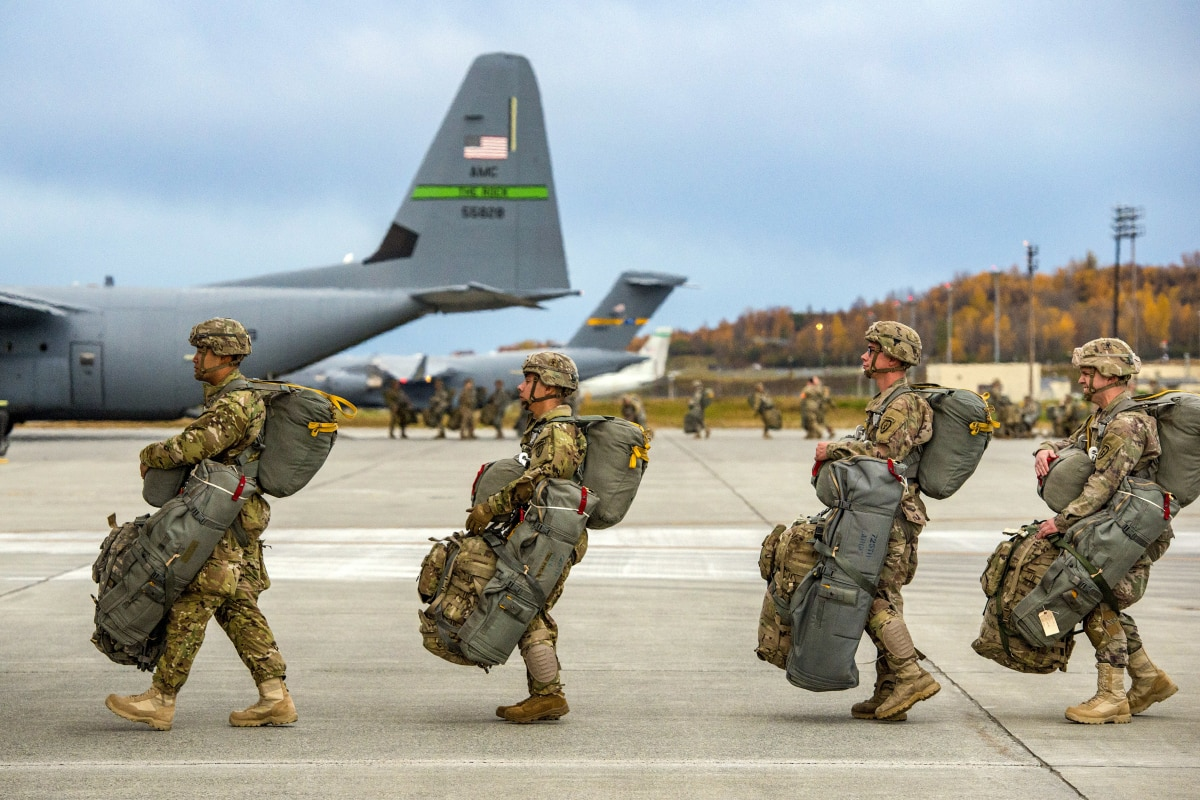 More than a dozen Army Alaska soldiers in hospital following