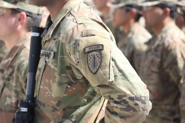 The Army's 1st Security Force Assistance Brigade is already about 100 days into its maiden deployment in Afghanistan. (Army)