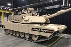 Army receives upgraded Abrams tank — and more improvements are on the way