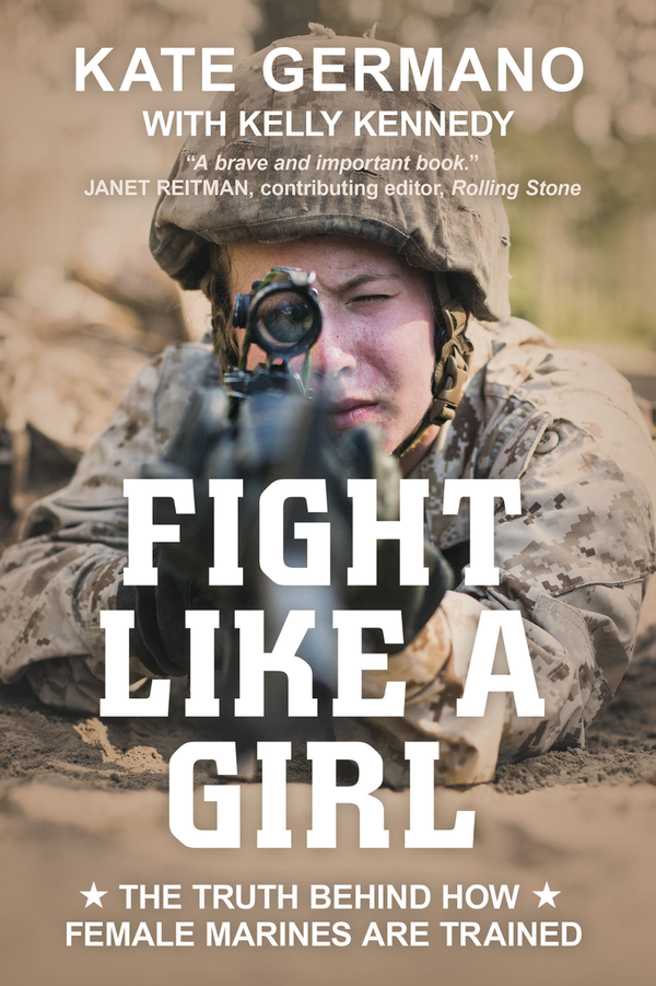 Fight Like a Girl by Kate Germano. (Courtesy photo)