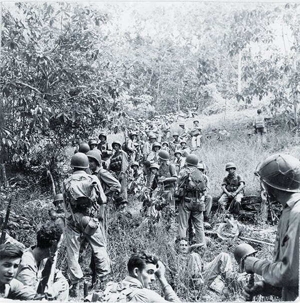 The 2nd Marine Raiders' legendary march across Guadalcanal