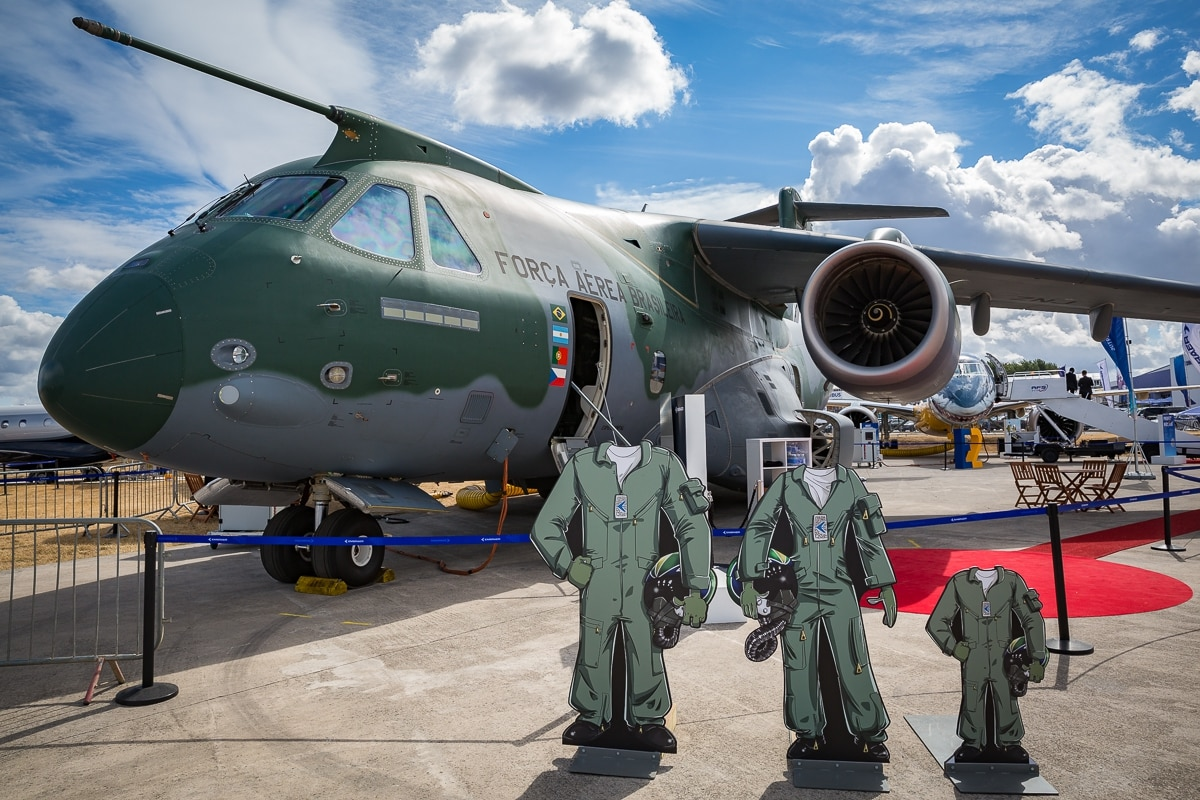 boeing embraer reportedly in talks to bring kc 390 production to us