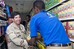 Navy Exchange CEO takes on dual role as interim commissary director