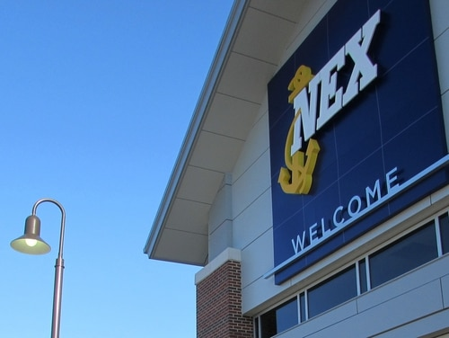 A retired Navy chief petty officer and his accomplice stole $62,111 in goods from the NEX at Naval Support Activity Annapolis, according to court filings. (Navy)