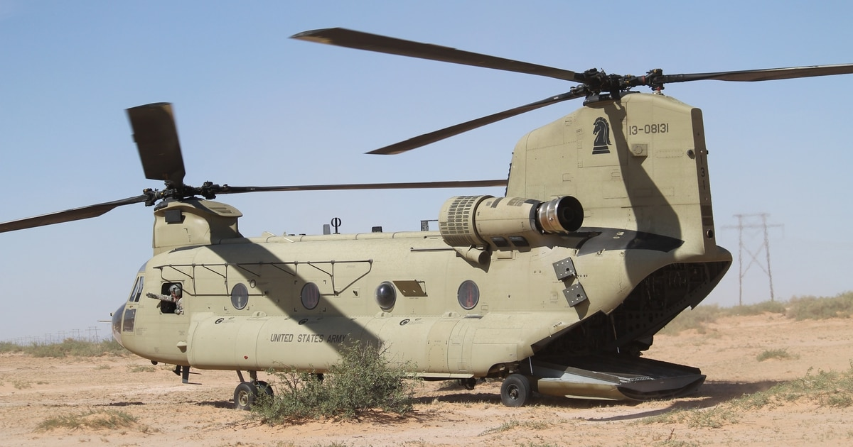 With new CH-47 variant back in flight tests, Boeing hopes for production contract