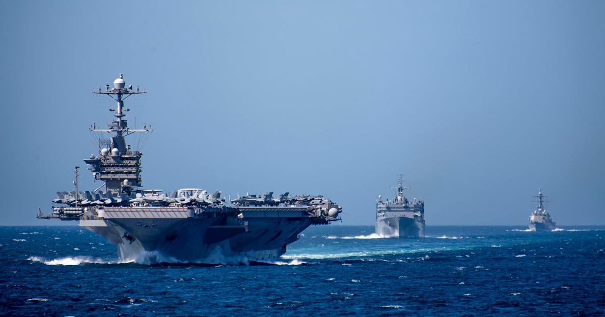 In a quest for 355 ships, US Navy leaders are unwilling to accept a hollow force