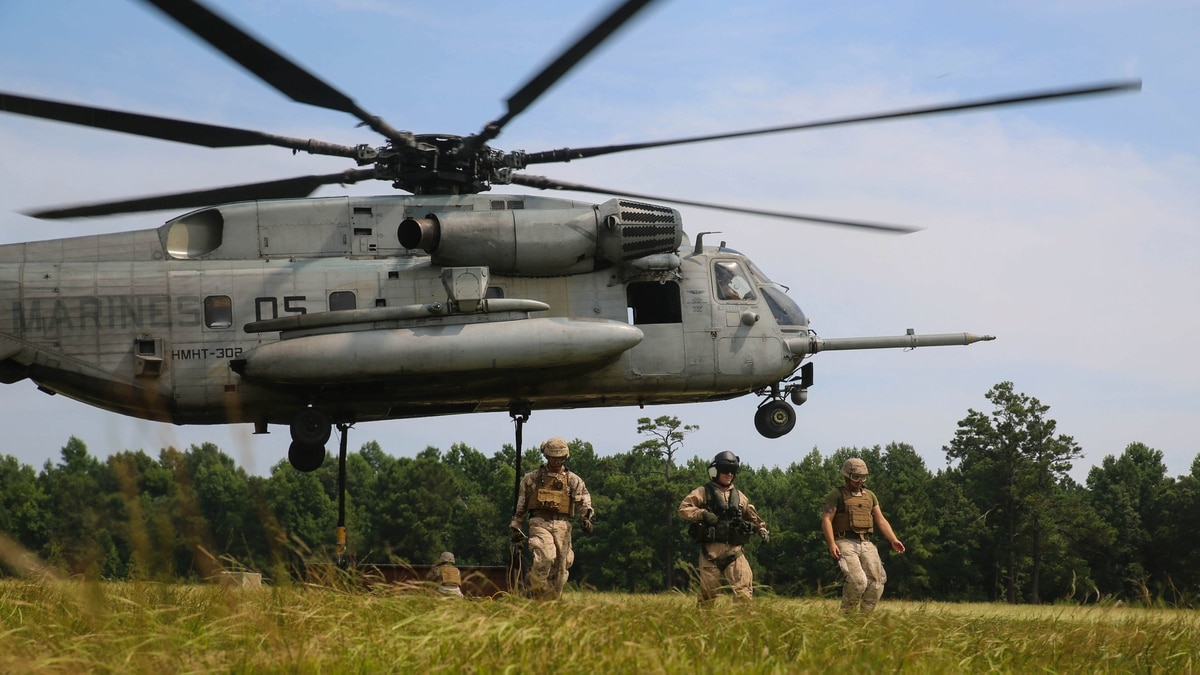 Marine Corps has major problems with its planes and helicopters