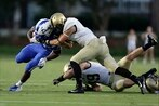 Army falls to Duke, 34-14, in opener