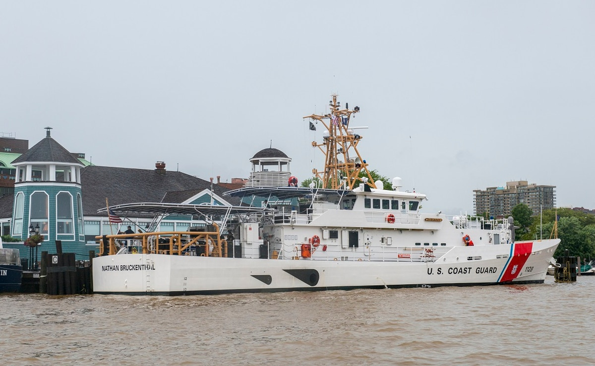 legacy lives on with new cutter for 1st coast guardsman killed since
