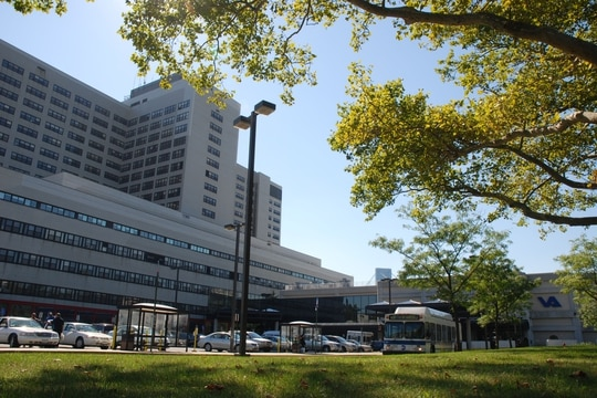 The Brooklyn VA Medical Center in New York will start accepting some non-veterans patients in an effort to help local community needs in the fight against coronavirus. (Department of Veterans Affairs photo)