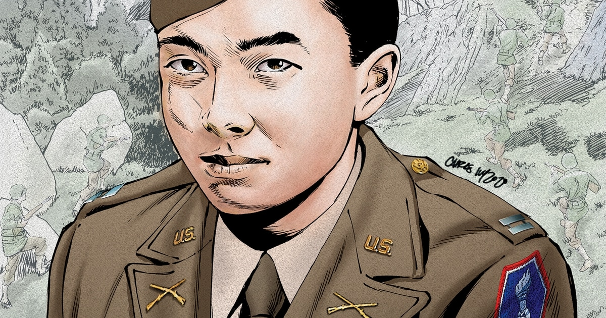 Not even a severed arm could stop him from taking down Nazis — now his story is a graphic novel