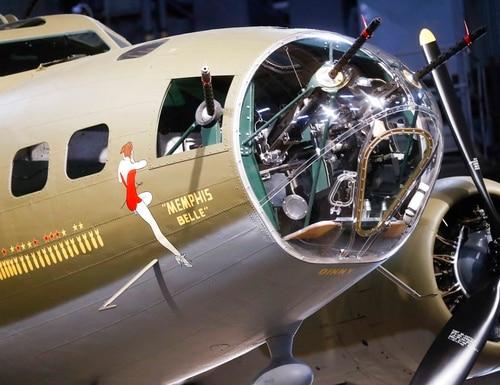 The Memphis Belle, a Boeing B-17