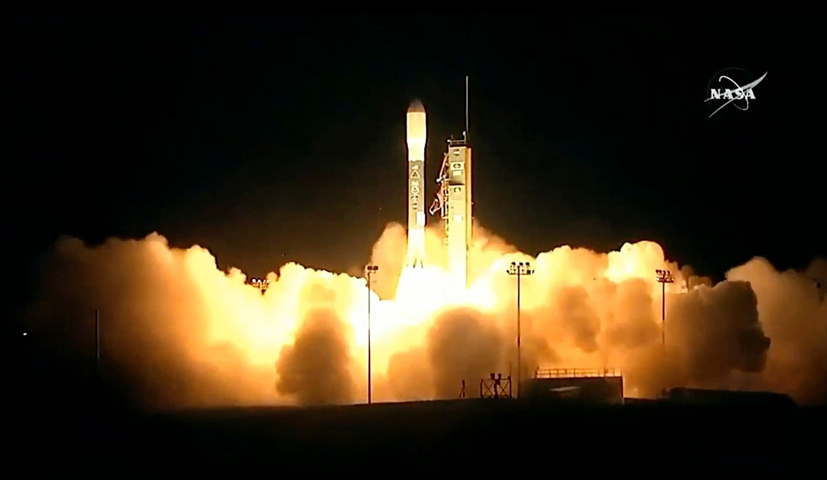 NASA Launches NOAA Weather Satellite to Improve Forecasts
